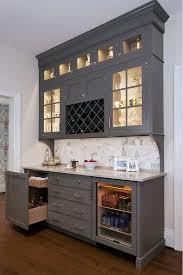 Home Bar Cabinet Designs Amusing Kitchen Best 25 Home Bar Cabinet Ideas On Pinterest Liquor