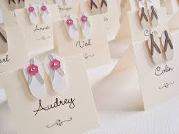 Unique Place Cards 20 Wonderful Escort And Place Card Ideas For A Beach Wedding