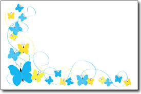 Borders For Invitation Cards Free Butterfly Borders Free Download Clip Art Free Clip Art On