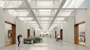 Grand Foyer Kaan Architecten Designs Museum Paleis Het Loo U0027s Renovation And
