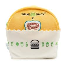 she shack yummy world shake shack exclusive shack burger plush kidrobot