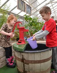Family Gardens Wegmans Family Garden Offers Indoor Learning At Botanical Gardens