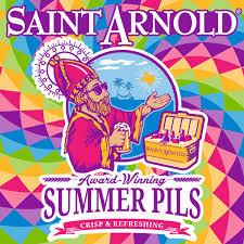 saint arnold brewing company seasonal beers