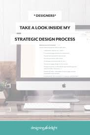 take an inside look at my complete design process designing to