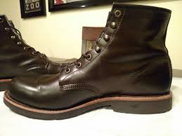 good motorcycle boots chippewa chocolate apache boots usa made treated and polished