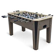 amazon com foosball table amazon com eastpoint sports ellington foosball table 60 inch