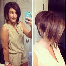 wedge one side longer hair 20 breathtaking wedge hairstyles for women