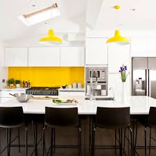 yellow kitchen walls white cabinets white kitchen ideas 22 schemes that are clean bright and