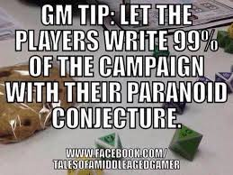 Rpg Memes - fyxt rpg meme players write caign dnd pinterest rpg and
