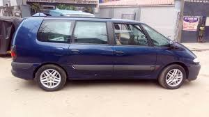renault espace 2016 very clean renault espace for sale car talk nigeria