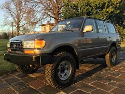 toyota land cruiser 1997 toyota land cruiser rare poverty pack 1997 fzj80 series for sale usa