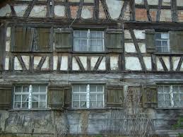 Haus Deutschland Kostenlose Foto Die Architektur Holz Villa Fenster Alt
