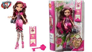 all after high dolls after high briar beauty doll review mattel