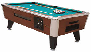 Tournament Choice Pool Table by Great American Coin Operated Pool Tables