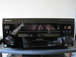 elite home theater minty pioneer elite vsx 56txi 7 1 thx home theater receiver photo
