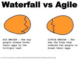 Agile Meme - vladimirs ivanovs clash of agile project and waterfall organisation