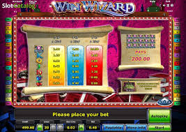review of win wizard video slot from green tube slotcatalog