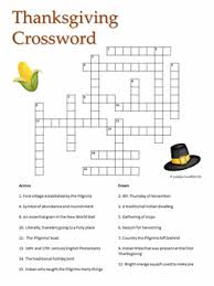 thanksgiving crossword 250 gif