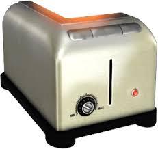 Toaster Box Mad Box Zombies Toaster