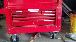 Modified Harbor Frieght 5 Drawer Tool Cart Pirate4x4 Com 4x4