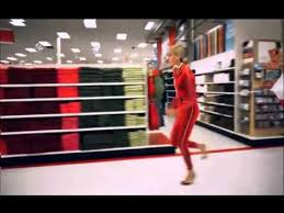 black friday target speech crazy target lady running 2010 commercial youtube