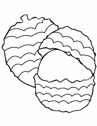 fruits and vegetables with eyes fruits coloring pages simple for