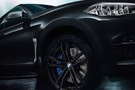 bmw x5 inside bmw introduces black fire edition x5 and x6 m automobile magazine