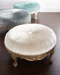 White Ottoman Coffee Table - best 25 round ottoman ideas on pinterest white ottoman black