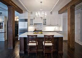 two tone kitchen cabinets cottage kitchen phoebe howard