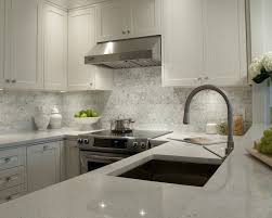 white cabinets with white granite white granite countertops transitional kitchen deslaurier