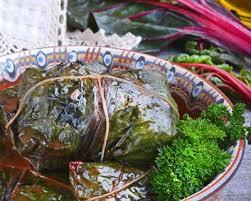 cuisiner des feuilles de blettes recette feuilles de blettes farcies au hachis de viandes