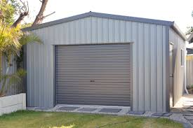 high quality single u0026 double car garage sheds for sale perth wa