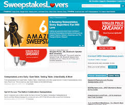 Sweepstakes by Sweepstakes Peeinn Com