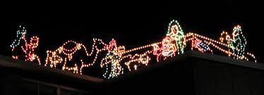 christmas lights violet nesdoly poems