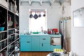 50 best small kitchen ideas and designs for 2017 who needs cabinets when bookshelves will do