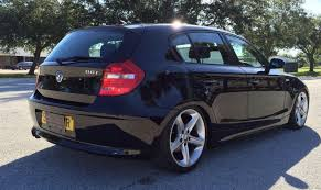 bmw 1 series i don t exactly how this 2007 bmw 116i hatchback is for sale