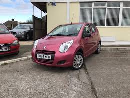 used pink suzuki alto for sale rac cars