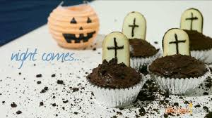 halloween cupcakes youtube