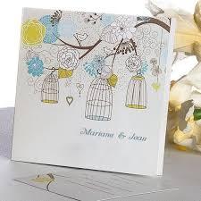 crã er faire part de mariage faire part mariage avec lès cages à oiseaux cartes mariage
