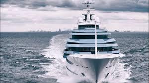 Best Yacht Names The World U0027s 100 Largest Yachts Yachts International