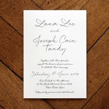 wedding invitations letter letter wedding invitation feel wedding invitations