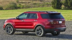 2013 ford explorer review 2013 ford explorer limited 4wd review by heilig
