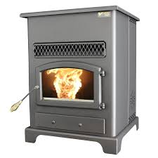 Wood Burning Kits At Lowes by Shop Us Stove Company 2200 Sq Ft Pellet Stove At Lowes Com