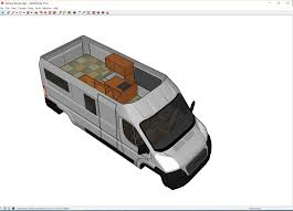 3d model floor plan choosing a floor plan build a green rv