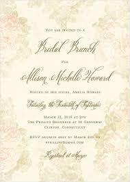 vintage bridal shower invitations bridal shower invitations wedding shower invitations basicinvite
