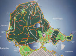 Map Of Vancouver Canada Map Of Stanley Park
