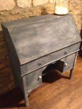 oak writing bureau furniture oak writing desks bureaus furniture ebay