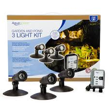 Aquascape Designs Products Aquascape Garden And Pond 1 Watt Led Waterfall And Up Light 6 Pack