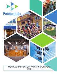 greater pensacola area chamber of commerce directory and annual