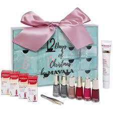 mavala 12 days of christmas giftbox nails and hand care 819054